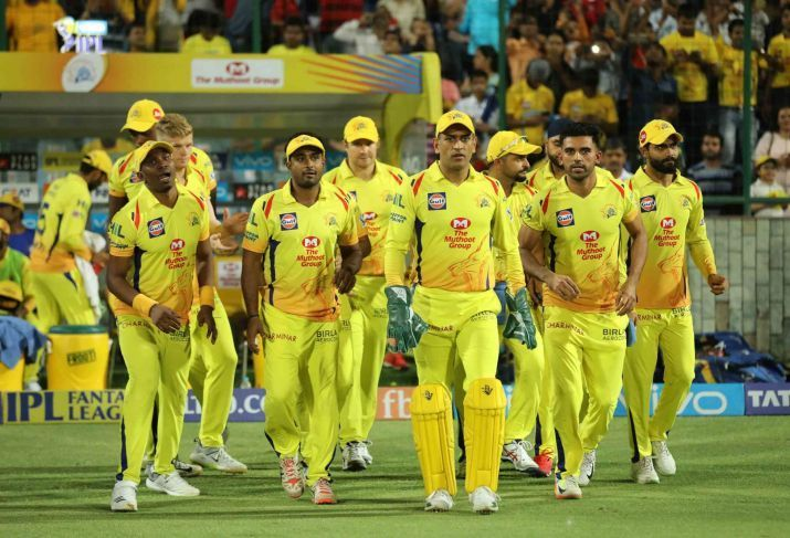 CSK will probably make it to this play offs yet again