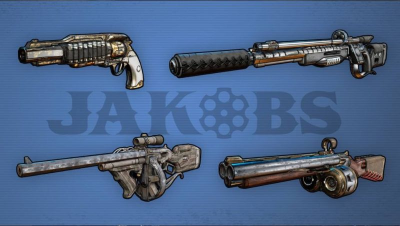 Borderlands Weapon Editor