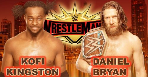 Who will leave WrestleMania as the WWE Champion?