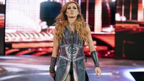 Becky Lynch has had a dream run