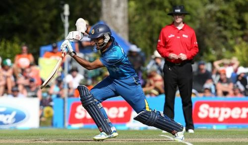 Dimuth Karunaratne will captain Sri Lanka at the World Cup