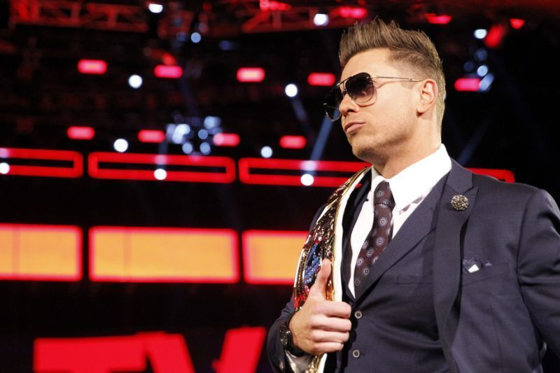 The A-Lister - He should return to the main event scene, he has improved as an in-ring competitor