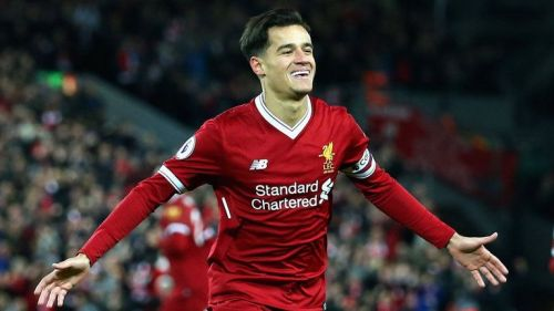 Former Liverpool teammates Coutinho and Suarez take on Manchester United in the mid-week