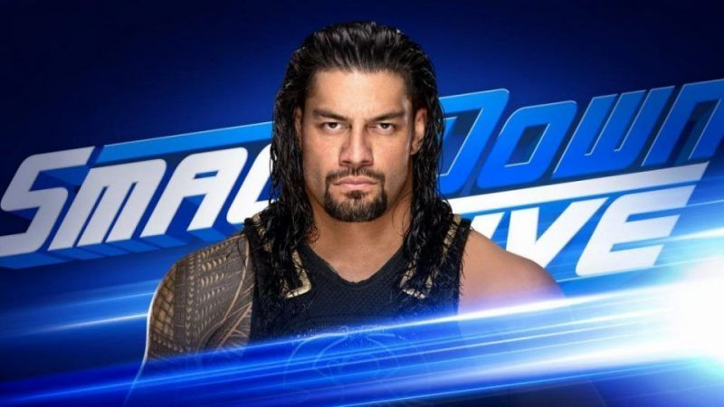 The Big Dog was moved to SmackDown Live in the recent Superstar Shake-up