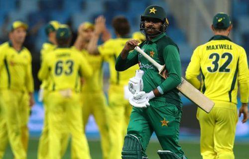 Pakistan v Australia - ODI Series: Game 5