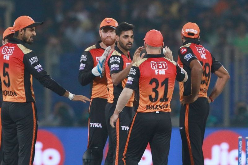 Sunrisers Hyderabad need a win in this fixture. (Image Courtesy: IPLT20)
