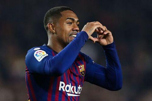 Malcom could be useful in Barcelona's run-in