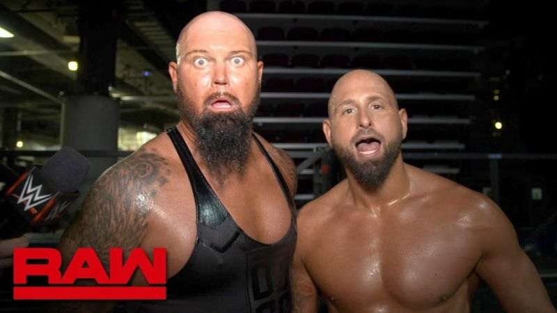 The Good Brothers are back on Raw!