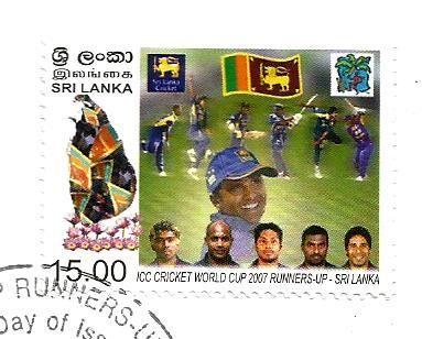 The star players of Sri Lanka 2007 World Cup team.