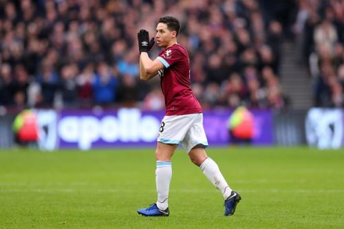 Samir Nasri is expected to miss the game with an injury