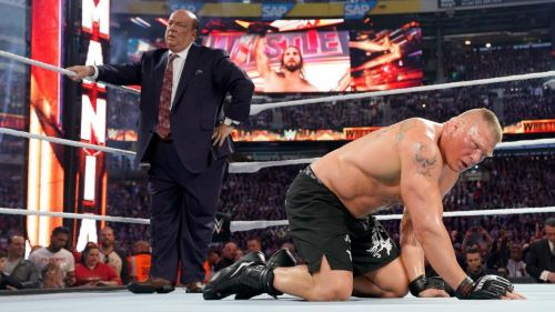 What's next for Lesnar?