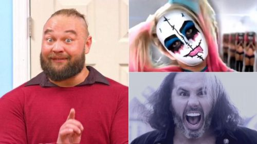 Bray Wyatt's new character has captured the attention of the WWE Universe