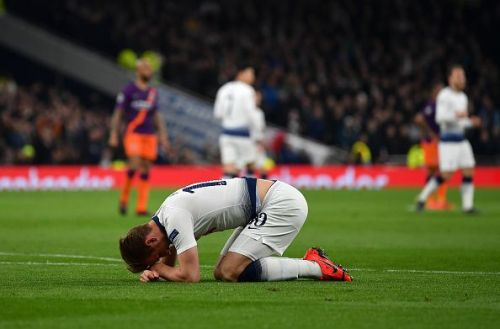 Harry Kane's season could be over due to an ankle injury - but is it game over for Tottenham too?