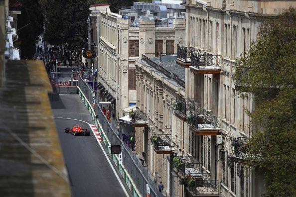 How to watch the Azerbaijan Grand Prix Live? F1 Baku