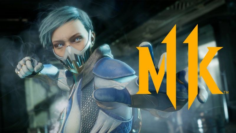 The leader of the Lin Kuei marks a new first for Mortal Kombat