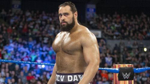 rusev should was never been a successful step