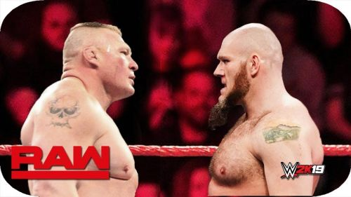 Lars Sullivan can be the next big thing for WWE