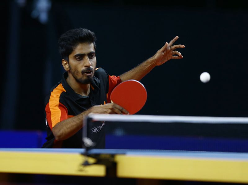 Table Tennis Sensation G Sathiyan Becomes First Indian To