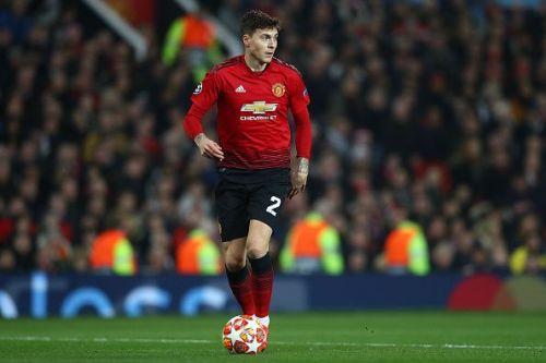 Victor Lindelof- Manchester United