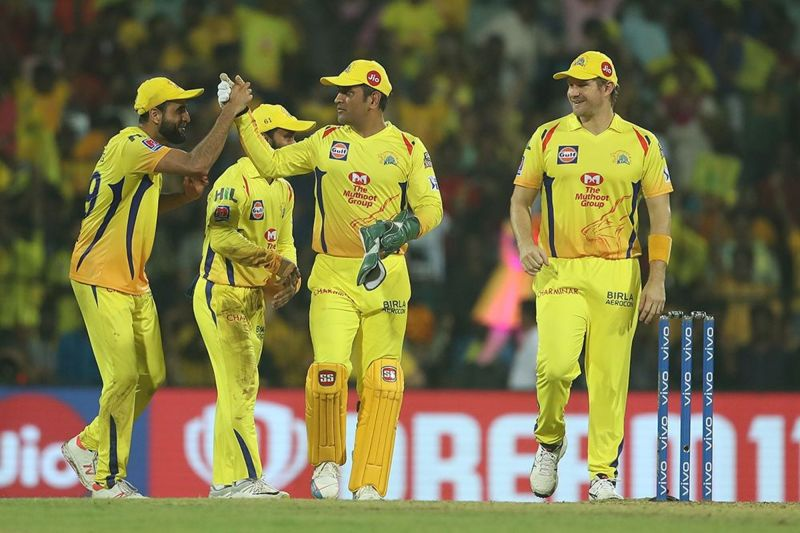 Chennai Super Kings (Image Courtesy: IPLT20/BCCI)