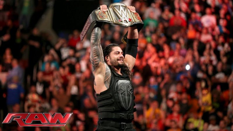 Roman Reigns will likely be eased into the main event spot.