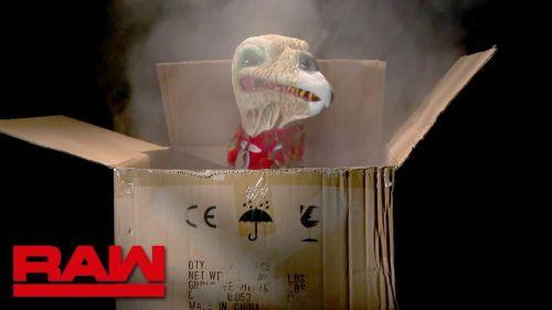 Wyatt's new puppet
