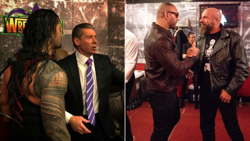 If Triple H loses against Batista at WrestleMania 35, he will retire