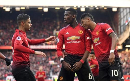 A crucial victory for Man United