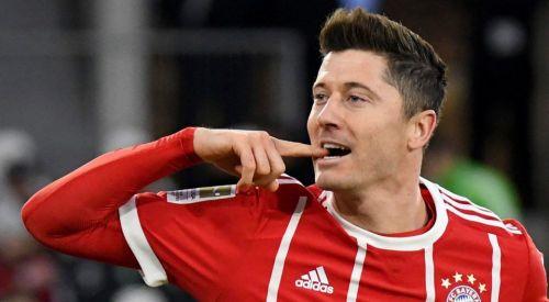 Robert Lewandowski is one of the best strikers in German