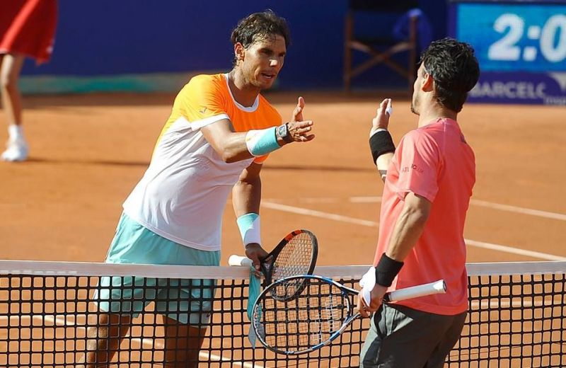Fabio Fognini and Rafael Nadal will face for the 15th time in the semi-finals of Monte Carlo Masters.