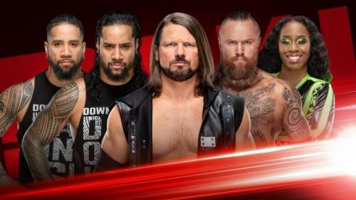 Some new faces will grace the ring on RAW