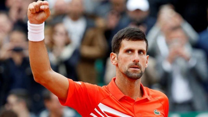Novak Djokovic took revenge for his Indian Wells defeat by Philipp Kohlschreiber