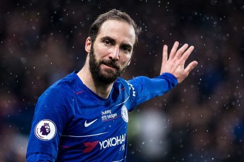Gonzalo Higuain does not want to return to Juventus just yet