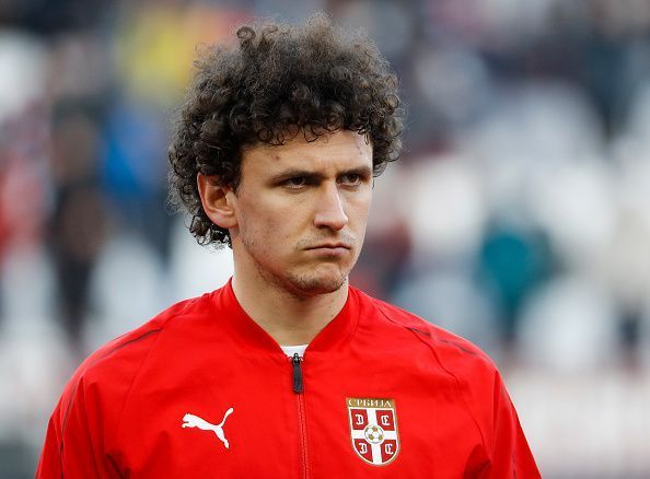 Milos Veljkovic Profile Picture