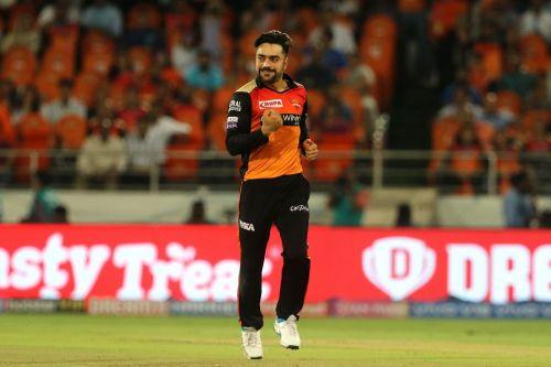 सनराइजर्स हैदराबाद के राशिद खान