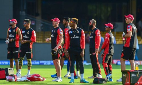 RCB have started their IPL campaign on a low note.