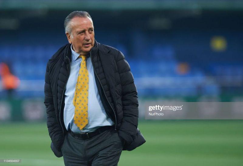 Villarreal CF owner- Fernando Roig