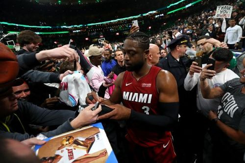 One thing is for certain, nobody will be forgetting the legacy of Dwyane Wade anytime soon, whether they have fandom in the Miami Heat or not