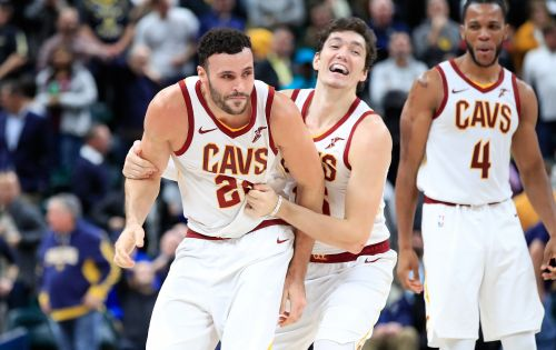 Cleveland Cavaliers went through the biggest turnaround in just one year
