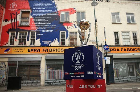 ICC Cricket World Cup 2019 - One Month To Go