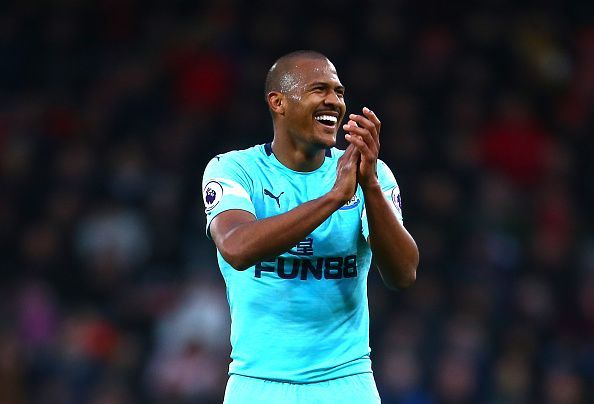 Salomon Rondon is crucial to Newcastle