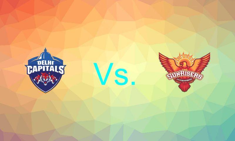 Delhi Capitals vs Sun Risers Hyderabad