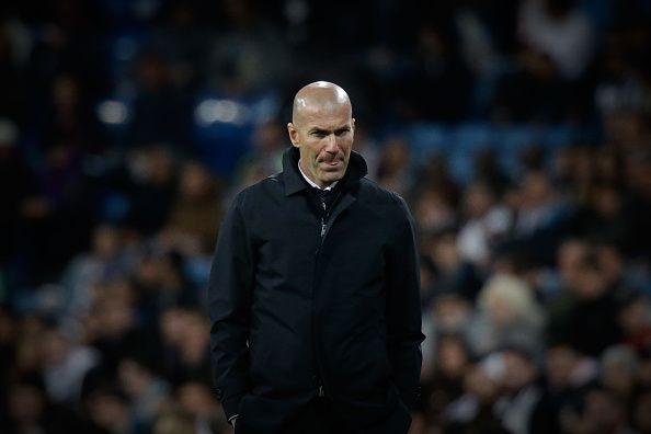 Zidane does not want a Real Madrid without Raphael Varane