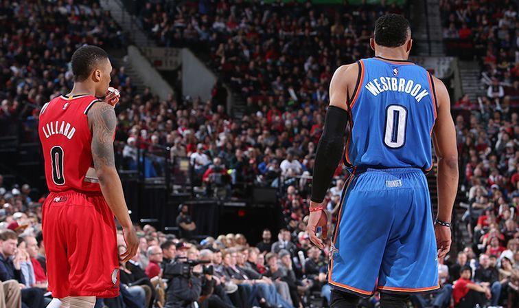 1088aa3e4a2 NBA Starting Lineups and Match Prediction - Oklahoma City Thunder vs ...