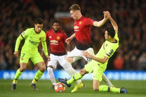 Scott McTominay has proven his doubters wrong with recent performances