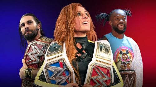 What surprises await us on the first day of the Superstar Shakeup?