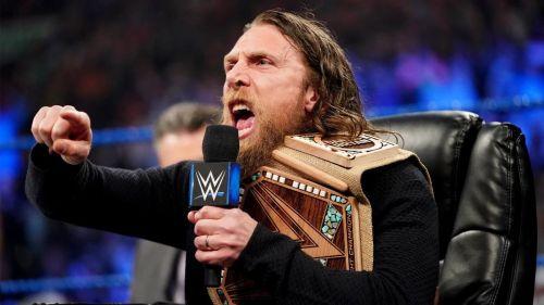 Bryan as the WWE Champion