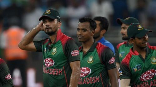 Bangladesh has opted for experience for the mega-event