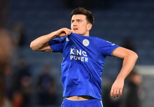 Harry Maguire- Leicester City