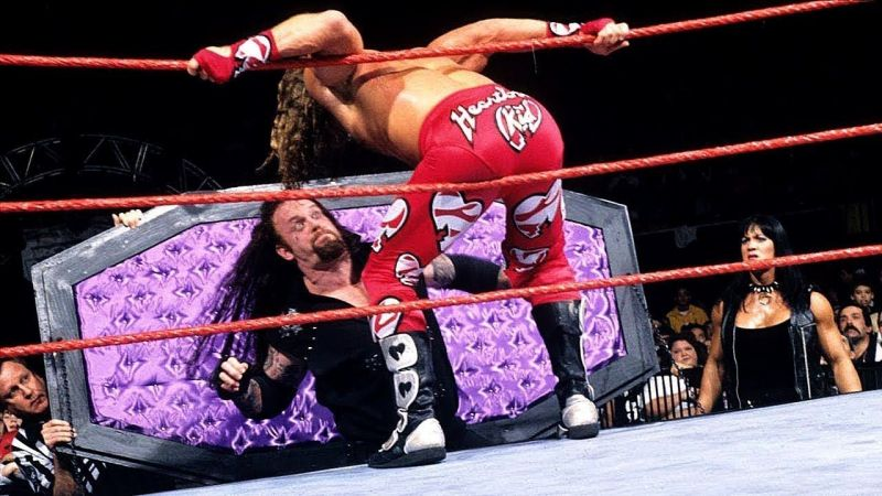 Michaels would carry on wrestling for several weeks after his infamous Casket Match against The Undertaker.